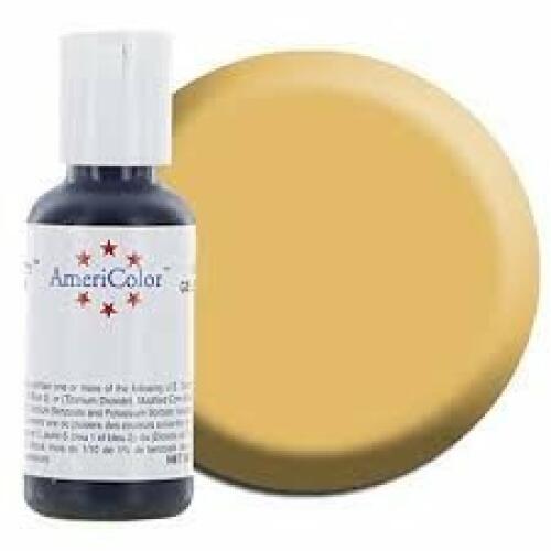 Americolor Soft Gel Paste - Copper