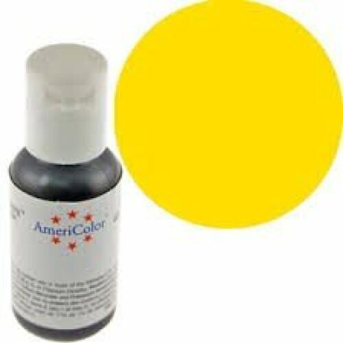 Americolor Soft Gel Paste - Gold