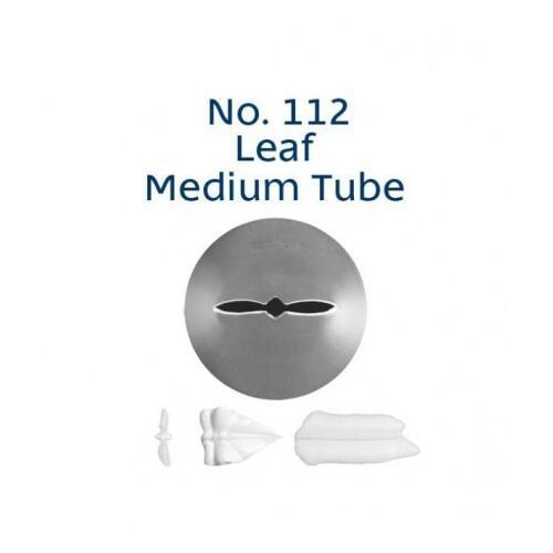 Piping Tube/Nozzle No. 112