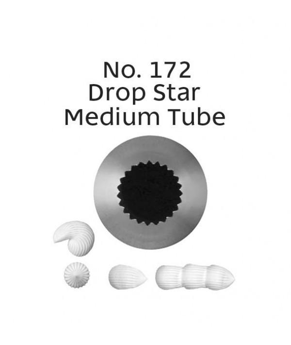 Piping Tube/Nozzle No. 172