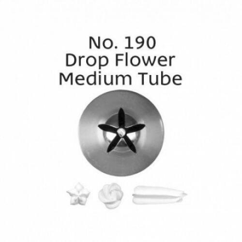 Piping Tube/Nozzle No. 190