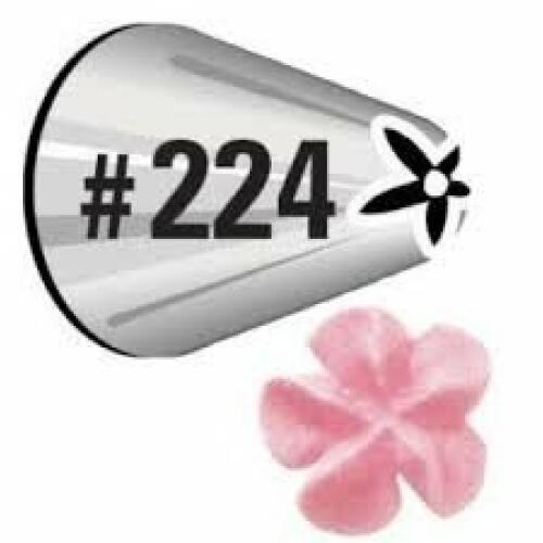 Piping Tube/Nozzle No. 224