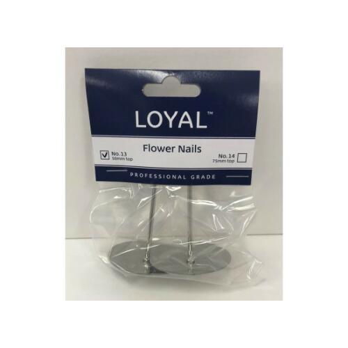 Flower Nails - Loyal