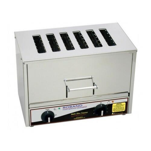 Vertical Toaster 6 Slice - Roband