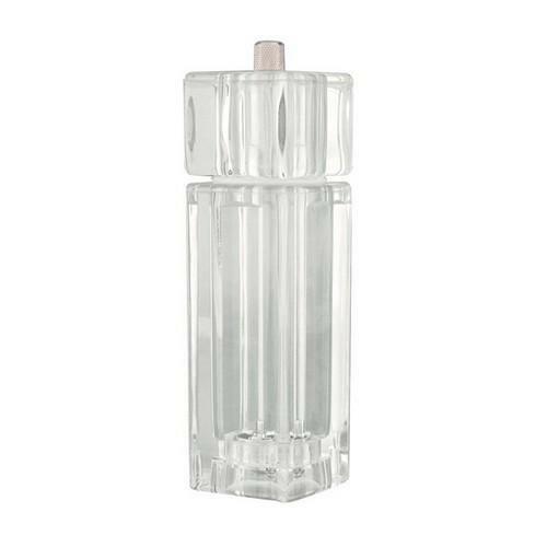 Pepper Mill & Salt Shaker Acrylic 150mm
