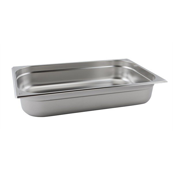 Steam Pan 1/1 100mm H/D - Gastronorm