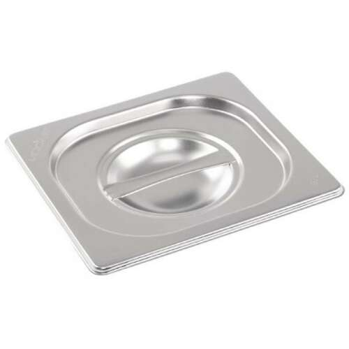 Steam Pan S/S 1/2 Cover - Gastronorm