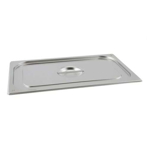 Steam Pan S/S 1/1 Cover - Gastronorm