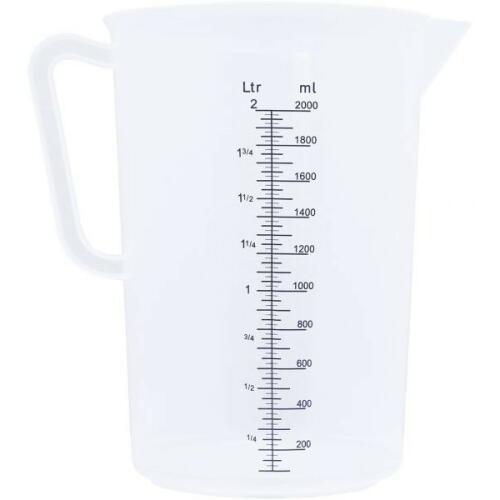 Measuring Jug 2 Litre - Polypropylene