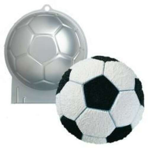 Soccer Ball Cake Tin