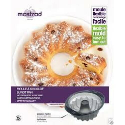 Bundt Pan - Silicone - Mastrad