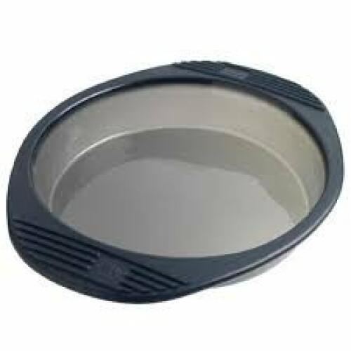 Round Cake Pan 20cm - Silicone - Mastrad