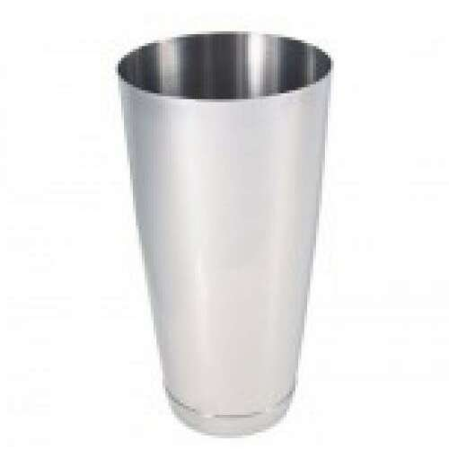 Cocktail Shaker - Stainless Steel - Base Only