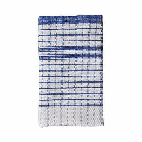 Super Soaker Tea Towels - Blue (Pkt of 12)