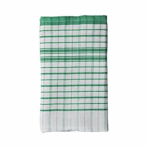Super Soaker Tea Towels - Green (Pkt of 12)