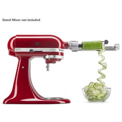 Spiraliser Plus with Peel, Core and Slice Attachment