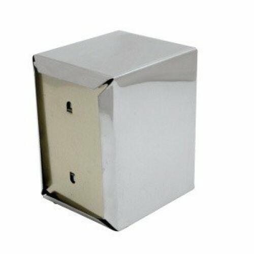 """Napkin Dispenser - S/S """"D Fold"""""""
