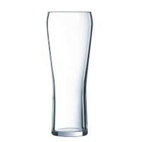 Schooner Beer Edge 425ml Arcoroc - Carton of 24