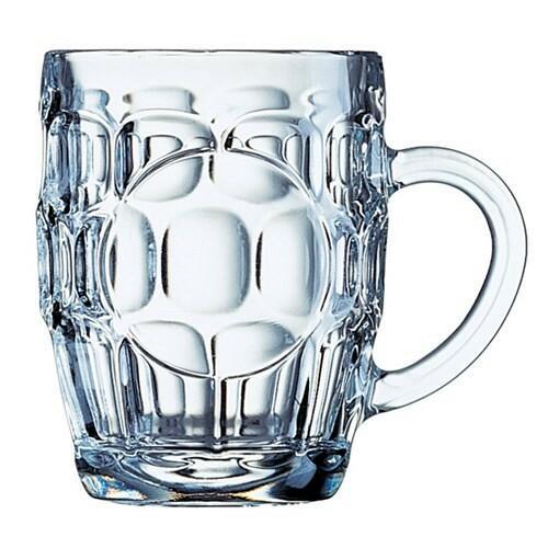 Pint Dimple Mugs 570ml - Sheffield
