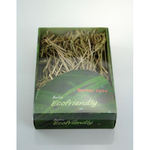 Bamboo Picks 10cm - Ecofriendly (Pkt 250)