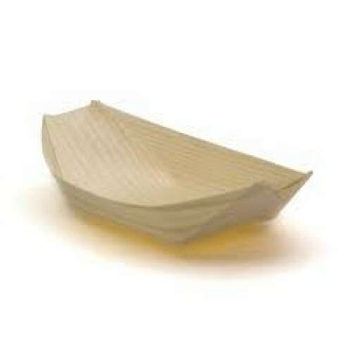 Bamboo Boat 115x65x30mm - Pkt 50