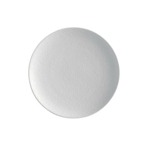 Coupe Plate 27.5cm White - Caviar
