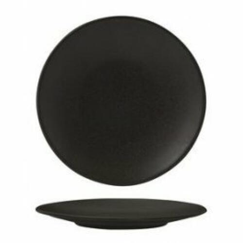 Zuma Charcoal Tapas Plate 180mm
