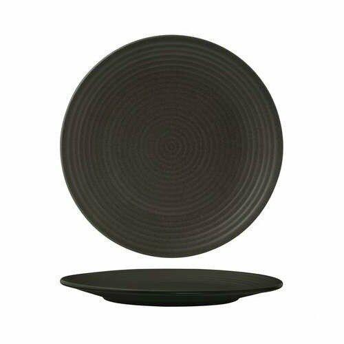 Zuma Charcoal Spanish Dish 170mm