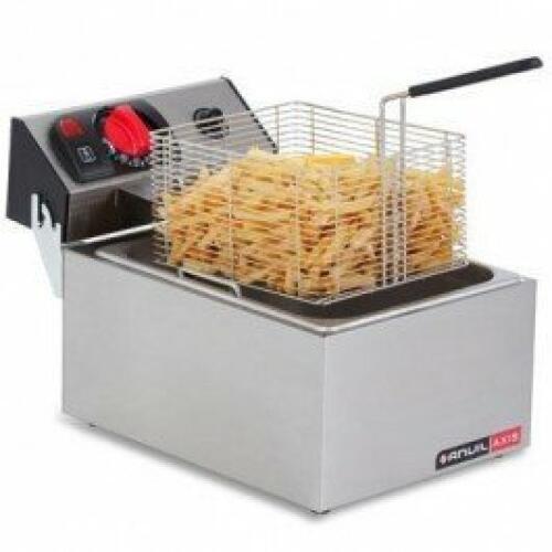 Deep Fryer - Single Pan - Anvil