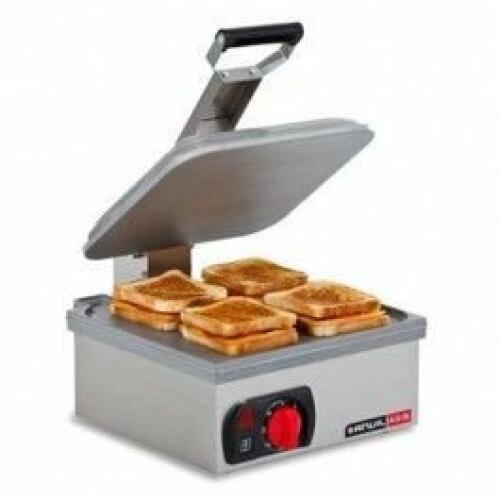 Sandwich Press Flat Plate - Anvil