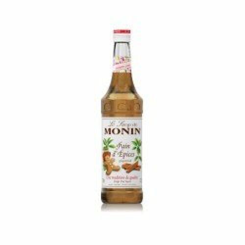Monin Syrup -Gingerbread 700ml