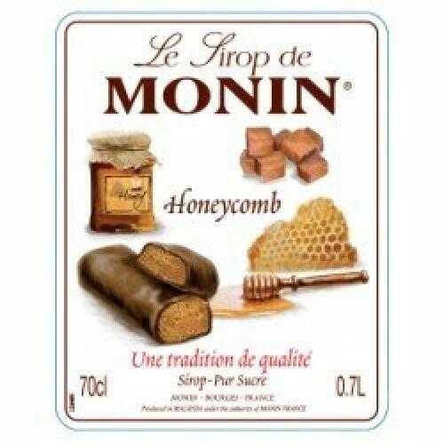 Monin Syrup - Honeycomb 700ml