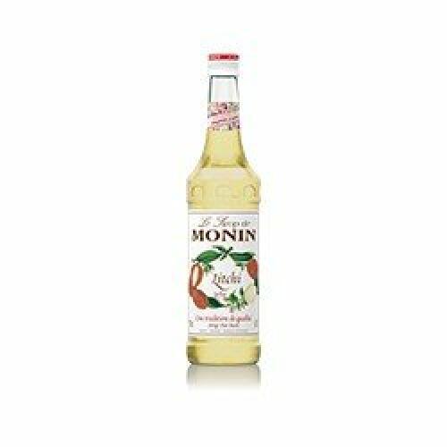Monin Syrup - Lychee 700ml