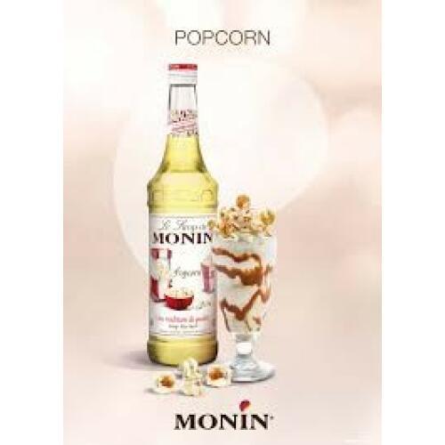 Monin Syrup - Popcorn 700ml