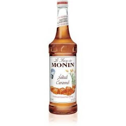 Monin Syrup - Salted Caramel 700ml