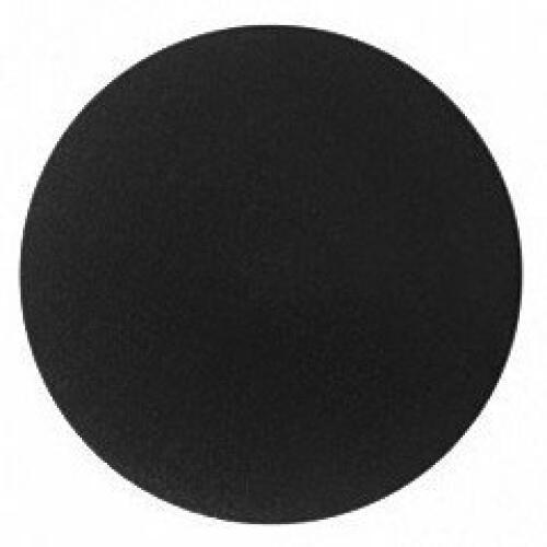 Cake Board Round Black 25cm - Mondo