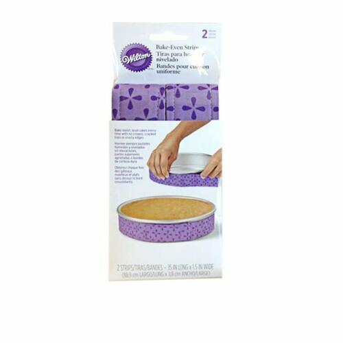 Baking Even Strips 2 Piece - Wilton
