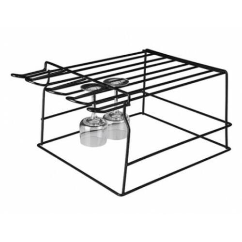 Glass Rack Upsidedown - Breakstop