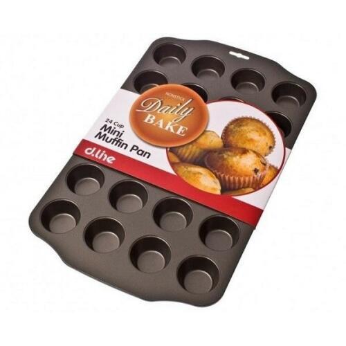 Mini Muffin Pan 24 Cup