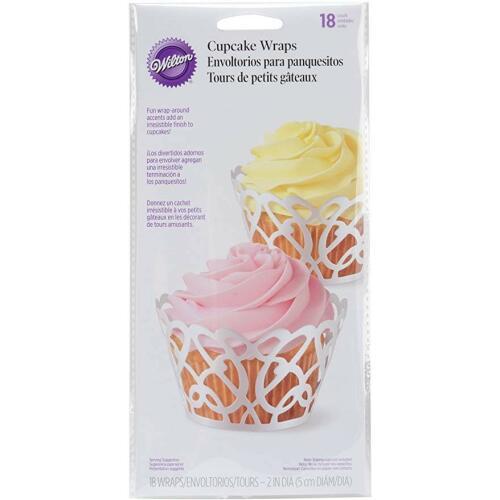 Cupcake Wraps - Wilton