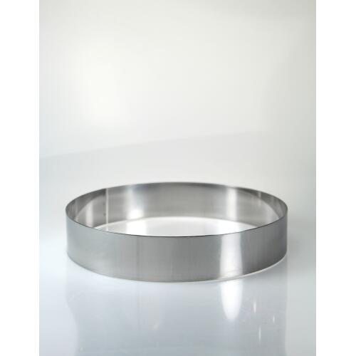 Tart Ring 18/10 20x4.5cm