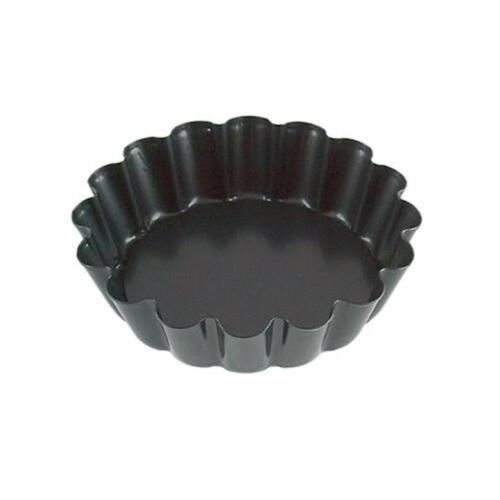 Quiche Tin Deep N/S Loose Base 12cm