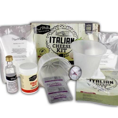Italian Cheese Kit - Mad Miilie