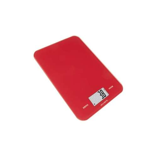 Scales Electronic 1gm/8Kg Red - Slim Line