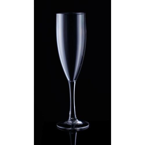 Champagne Flutes 170ml Viva Polycarb