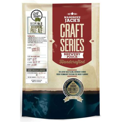 Mangrove Jack's Craft Series NZ Pale Ale with Dry Hops