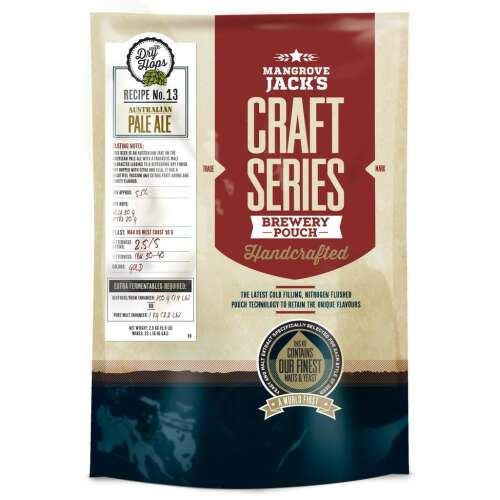 Mangrove Jack's Craft Series Australian Pale Ale with Dry Hops