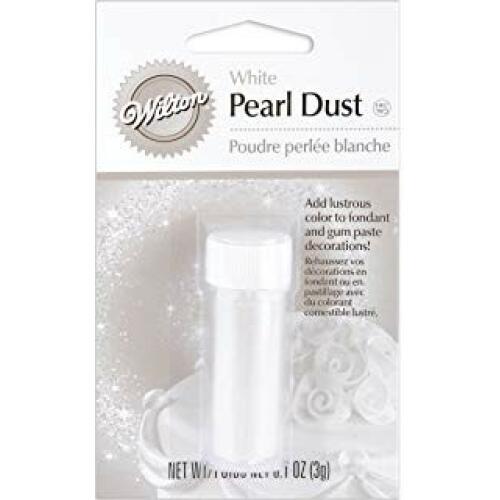 Pearl Dust - White