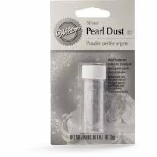 Pearl Dust - Silver