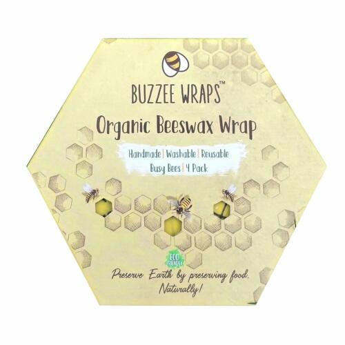 Reusable Food Wrap - 3 Pack - Buzzee